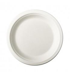 Тарелка из сахарного тростника (12 шт)