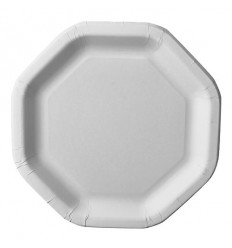 Бумажная тарелка (50 шт)