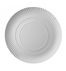 Бумажная тарелка 100 шт