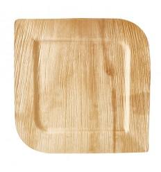 Тарелка из пальмового листа (25 шт)