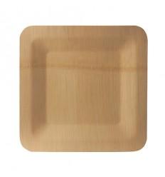 Тарелка из бамбука 10 шт