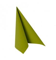 Салфетки зеленого цвета Royal (20 шт)