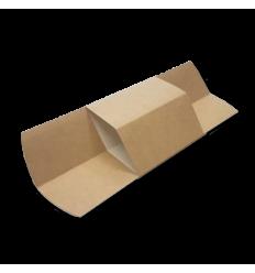 Подложка с кольцом для сэндвичей, роллов, багетов ECO SLEEVE (50 шт)