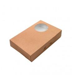 Упаковка для пончиков (50 шт)