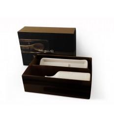 Подарочный набор Emile Henry: Бутылка для масла и подставка под ложку