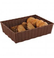 Корзинка для хлеба бежевого цвета