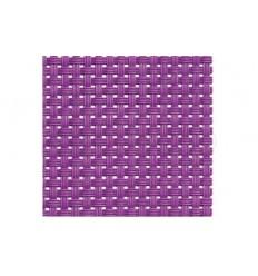 Скатерть сервировочная под тарелку фиолетового цвета