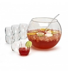 Selene Punch Bowl