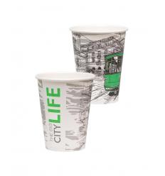 """Стакан бумажный """"Big City Life"""" (300 мл) 50 шт"""