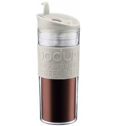 Кружка для горячих Напитков на Вынос Черная