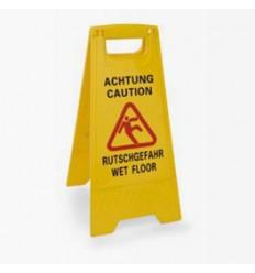 """Знак """" Caution Wet Floor"""""""