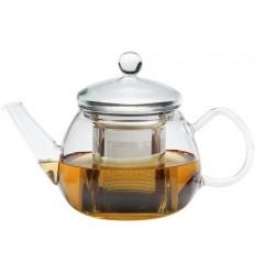 Чайник с металлическим ситечком Trendglas
