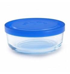 """Стеклянный контейнер с пластмассовой крышкой """"Coppa"""""""