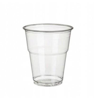 Стакан для холодных напитков PLA (70 шт) 300 ml