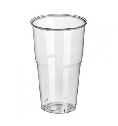 Стакан для холодных напитков PLA (60 шт) 500 ml