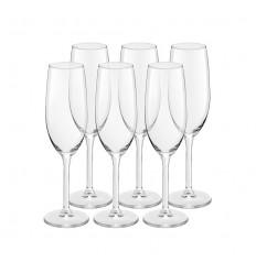 "Magnum Champagne Flute ""royal leerdam"""