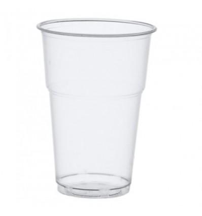 Стакан для холодных напитков PLA (70 шт) 400 ml