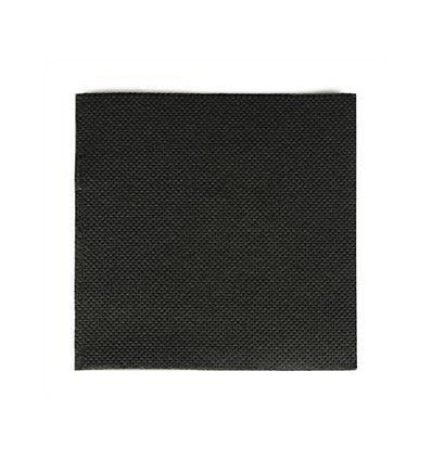Салфетки черного цвета