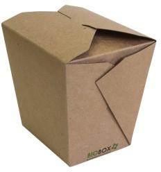Бумажный контейнер Kraft 700 мл