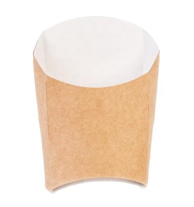 Упаковка для картофеля фри Eco FRY M 50 шт