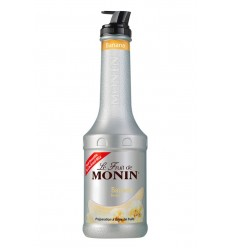Monin Puree Banana