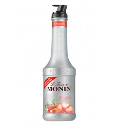 Monin Puree Rhubarb