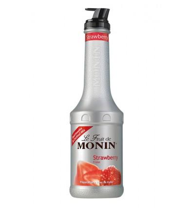 Monin Puree Strawberry