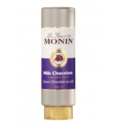Monin Sauce Milk Chocolate