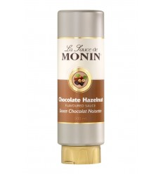 Monin Sauce Chocolate Hazelnut