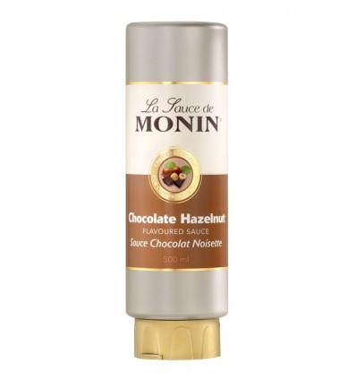 Monin Sauce Chocolate Hazelnut