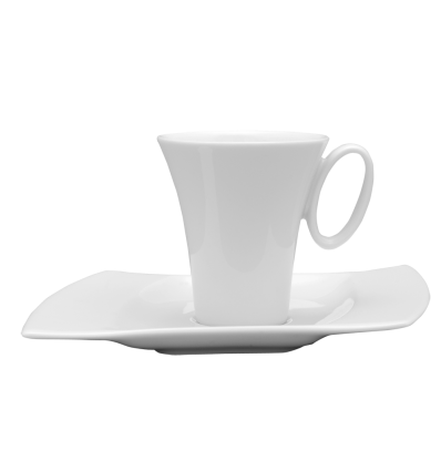 """Чашка+блюдце """"Wing"""""""