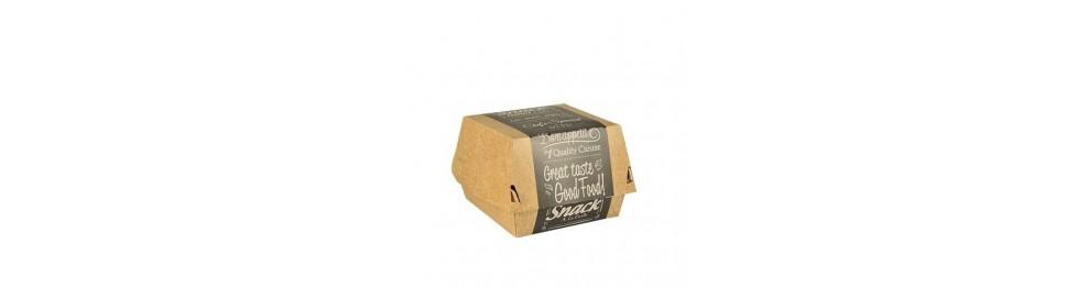 Упаковка и контейнеры для еды на вынос